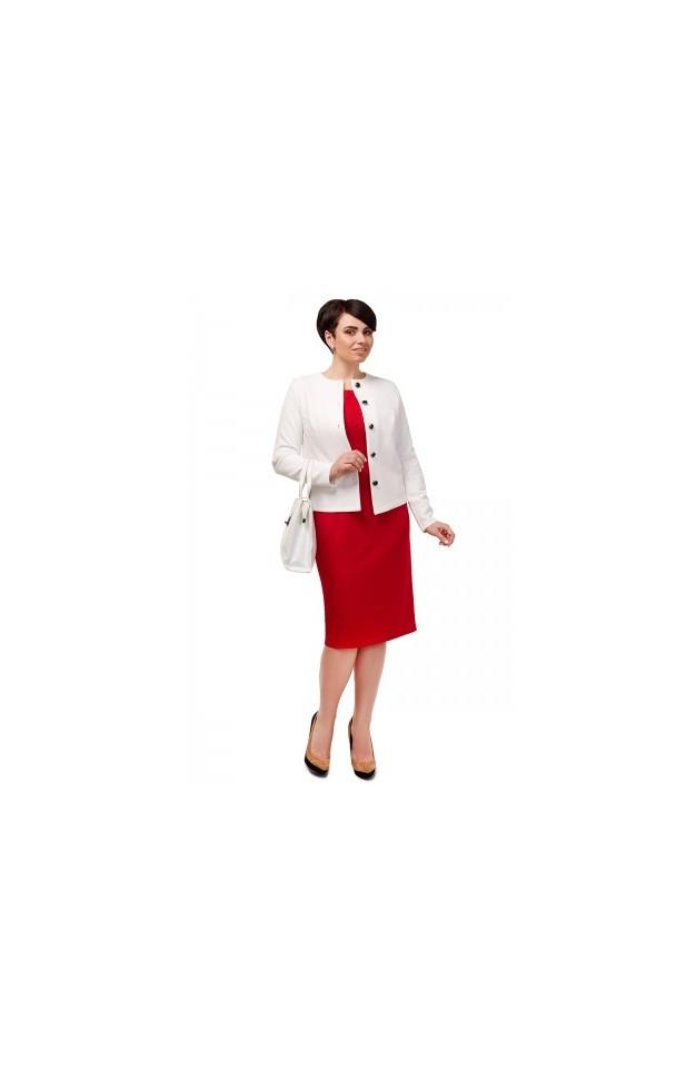 Жакет белый Незнакомка