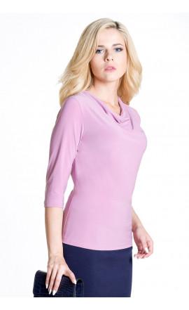 Джемпер светло-розовый